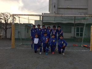 藤沢市少年サッカーリーグの表彰