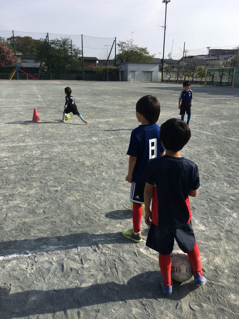 平日練習(火曜日)