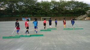 OZ木曜練習(4~6年生)
