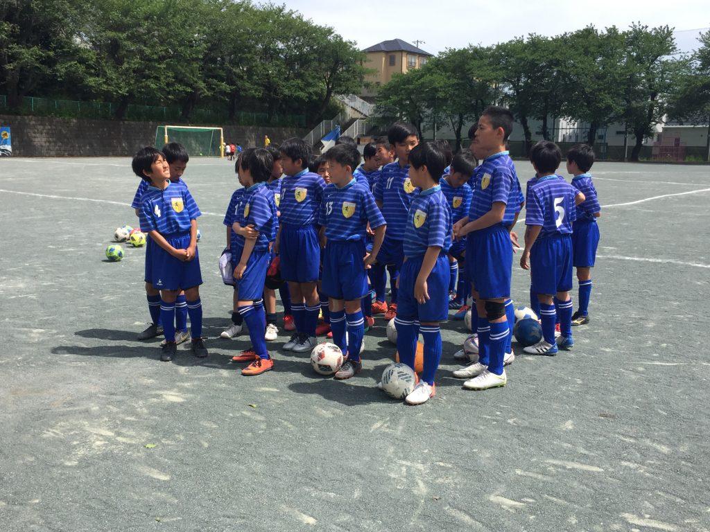 親子サッカー(Aチーム目線ですみません😓)