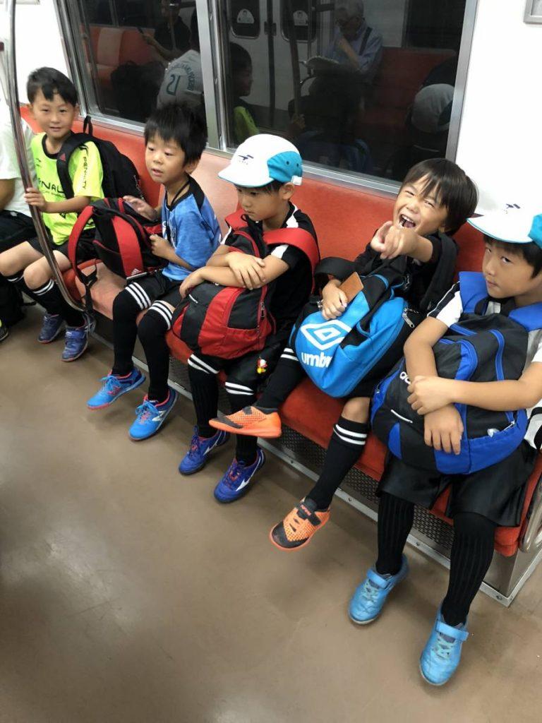 Iチーム 中和田チビッ子杯(8/25)