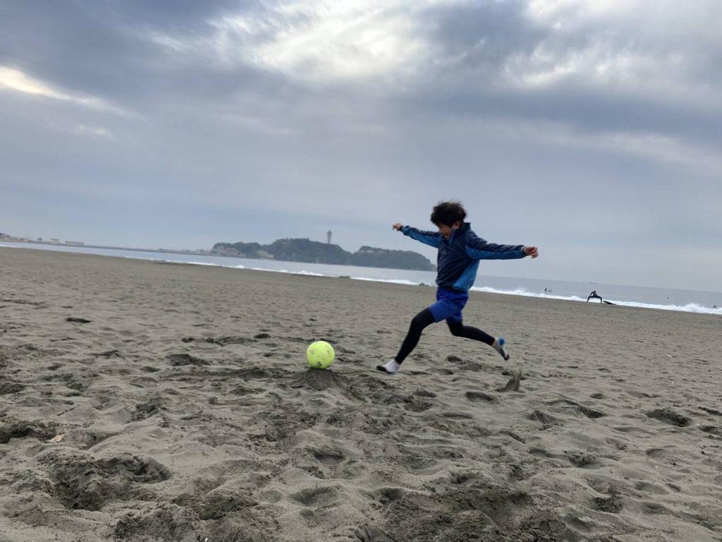 【A】ビーチサッカー