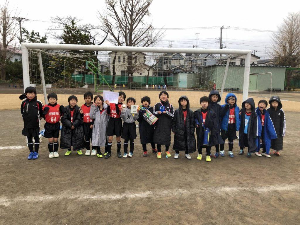 Iチーム 深見クリスマスカップ(12/22)