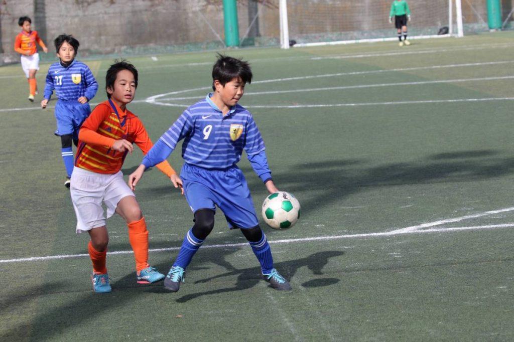 Cチーム(錦田招待)