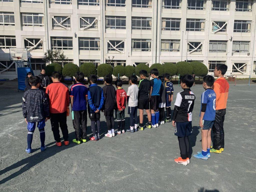 【A】県大会前の練習
