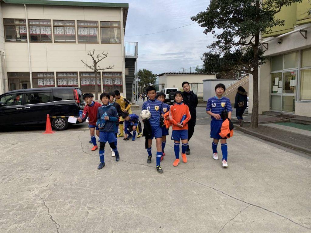 【A】市民サッカー大会-1回戦