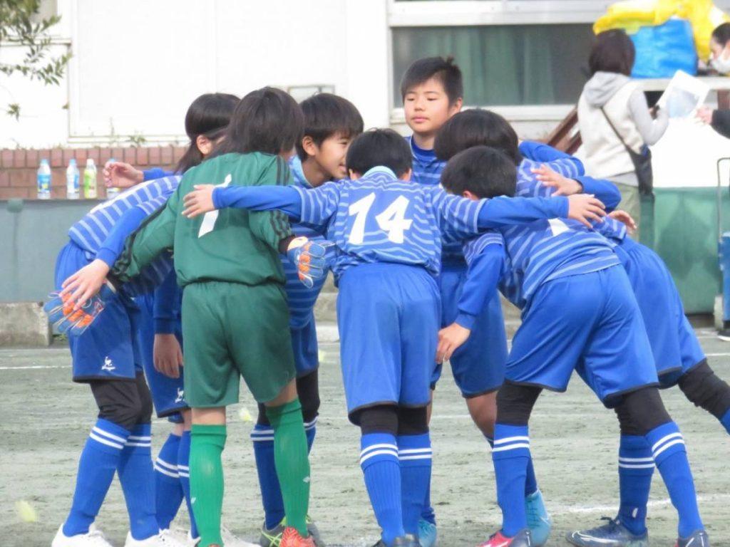 Cチーム(腰越FC杯)