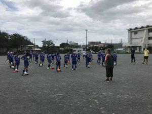 本日より活動を再開します。:OZ湘南FC 2020年度結団式